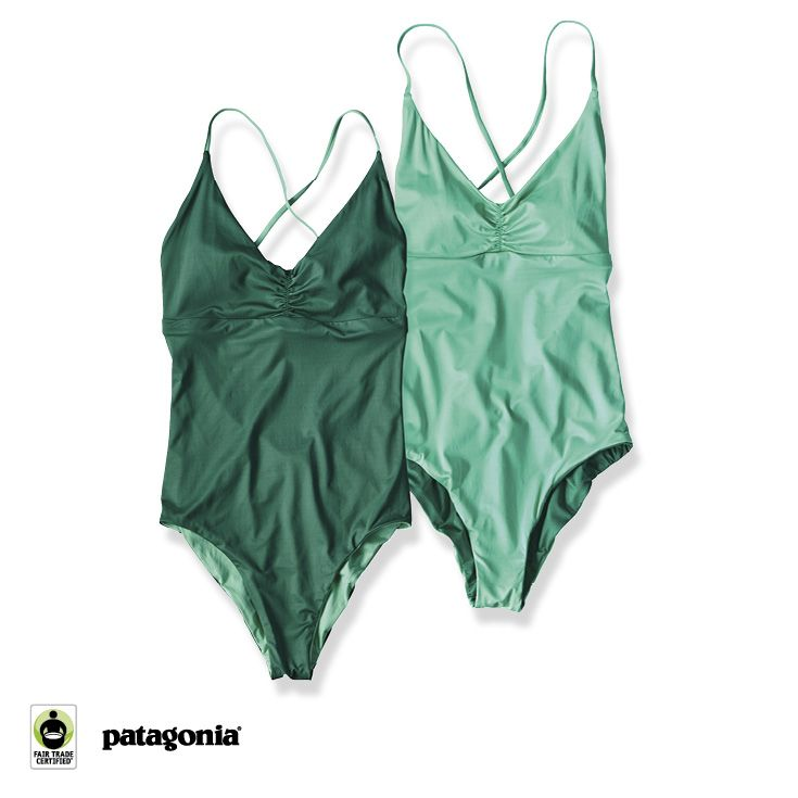 c572b3c884 Our Reversible One-Piece Kupala Swimsuit provide additional coverage for  surfing, swimming, diving and paddling. A flattering V-neck features  elegant ...