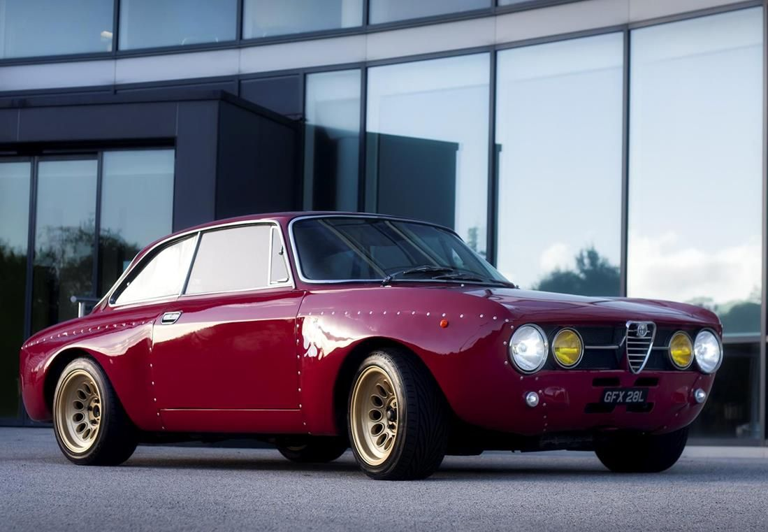 Used 1972 Alfa Romeo GT Junior for sale in Kent from Private ...