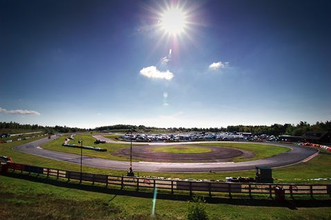 Three Sisters Race Circuit >> Three Sisters Race Circuit Ashton In Makerfield Places