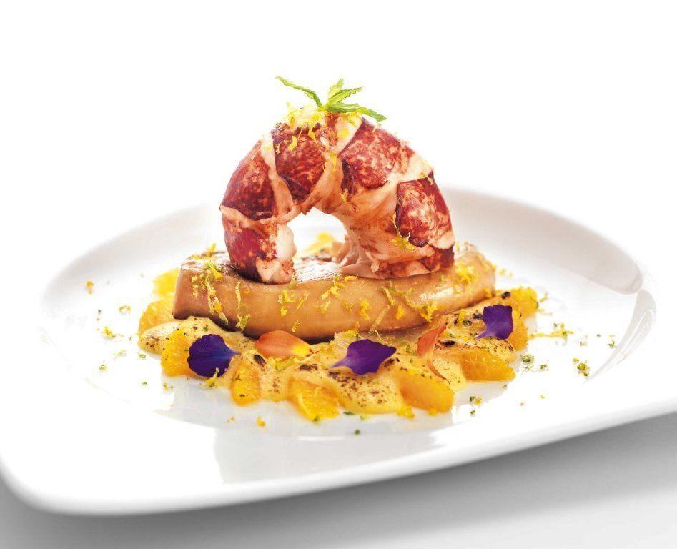 Gourmet Lobster Dishes Recipe Blue Lob...