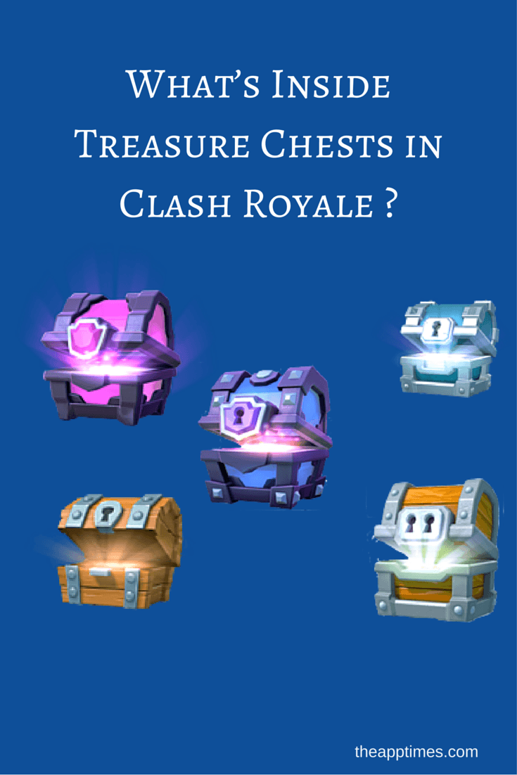 Chests in Clash Royale offer rewards for your participation in the game. They contain gold cards and sometimes gems as well. Here are all the details.