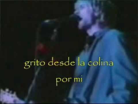 nirvana they hung him on a cross subtitulado en español
