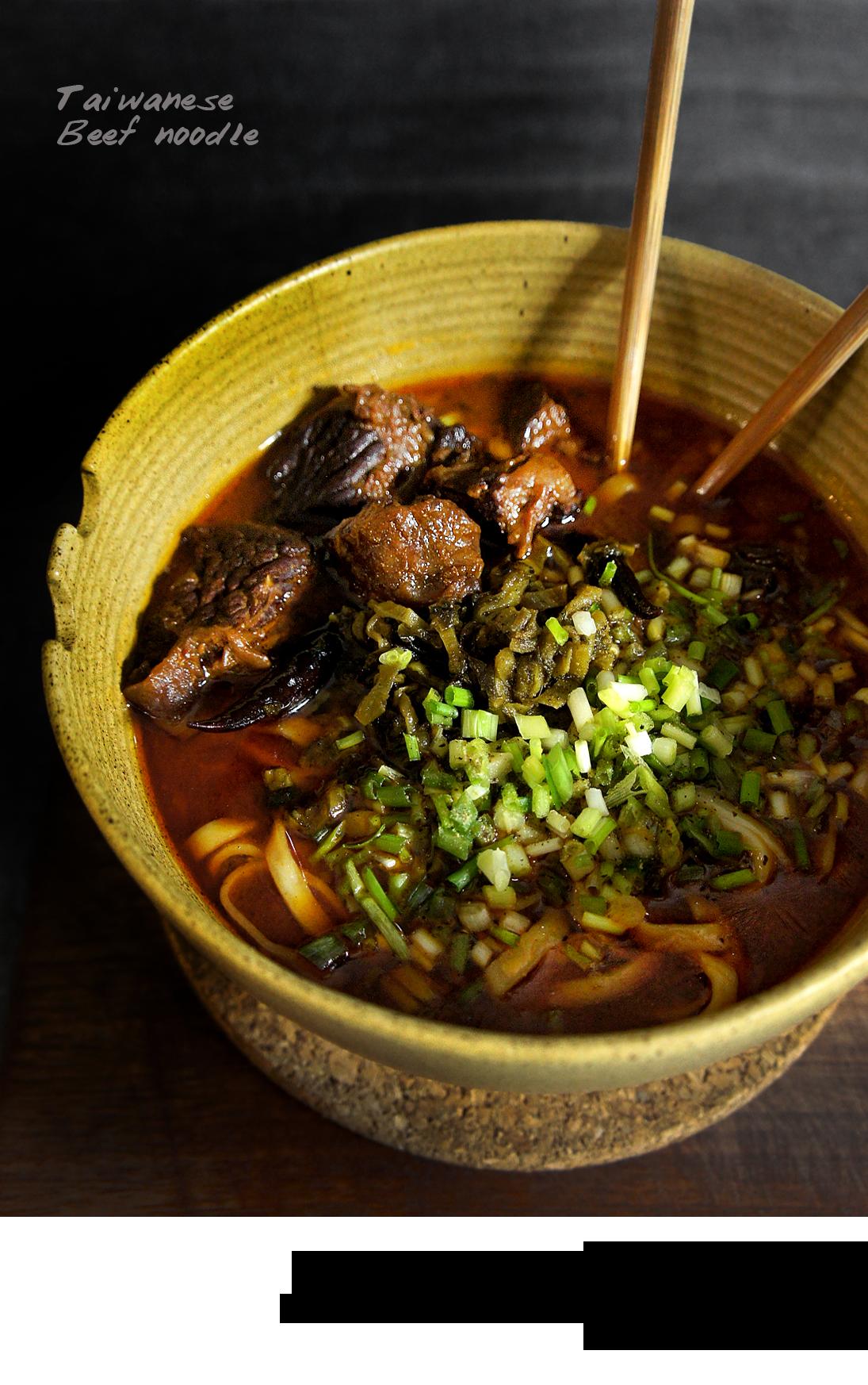 TAIWAN BEEF NOODLE SOUP / NIU ROU MIAN | Pinterest | Asiatisch ...