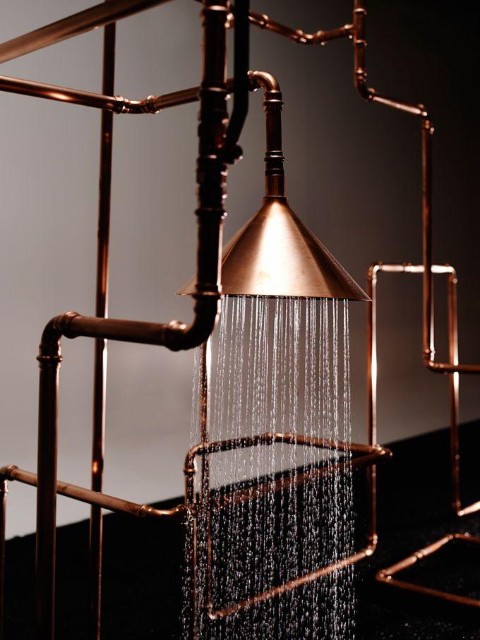 axorwaterdreamfrontdesign3 Duschdesigns, Dusche