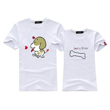 You got to love it!  His and her Tee shirts!  What a pair you will be!!! Porspor Couple Matching T Shirts Lycra Cotton Short Sleeve Printed (White) - $48.99 from: Yoyoon.com - See more at: http://www.second-marriage-success.com/romantic-gifts-for-couples.html#sthash.DzGfXWdZ.dpuf