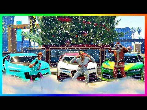 Gta 5 Christmas.Nice Gta Online Christmas Dlc 2016 Update New Gta 5 Festive