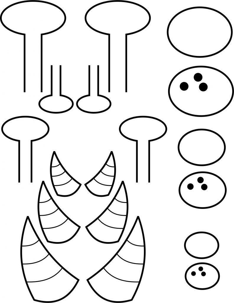 Paper Plate Monster Monster Crafts Monster Craft Monster Face