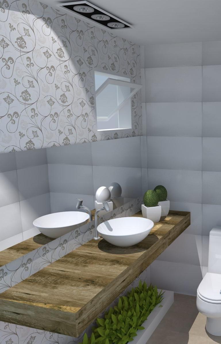 #banheiro by Bruna Sacani @Bruna Sacani
