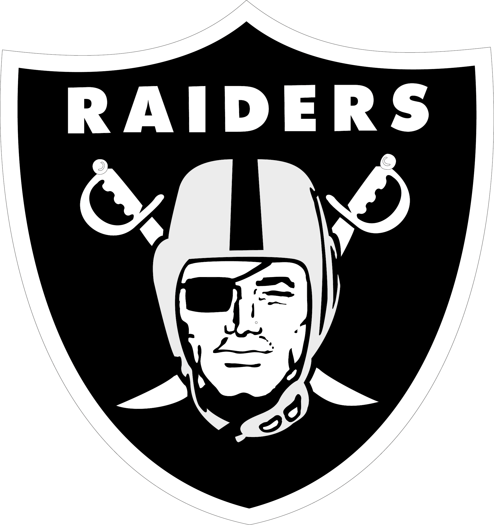 Oakland Raiders Logo Vector EPS Free Download, Logo, Icons