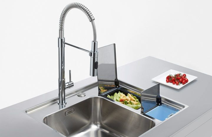 Groß Küchenspüle Reiniger Fotos - Küchen Ideen - celluwood.com