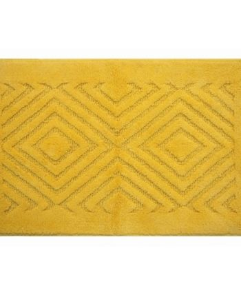 Better Trends 2 Piece Trier Bath Rug Set Yellow In 2019