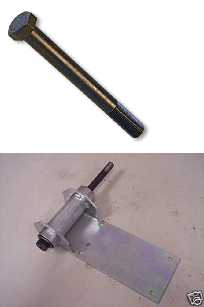 Parts and Accessories 64657: 5/8 X 10 5 Jackshaft For Go
