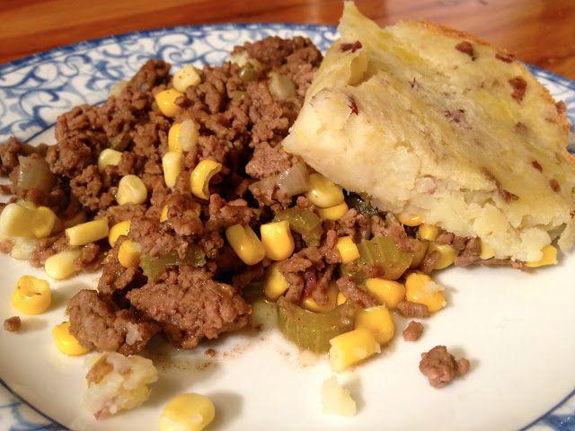Shepherd's Pie - Simple, tasty comfort food!