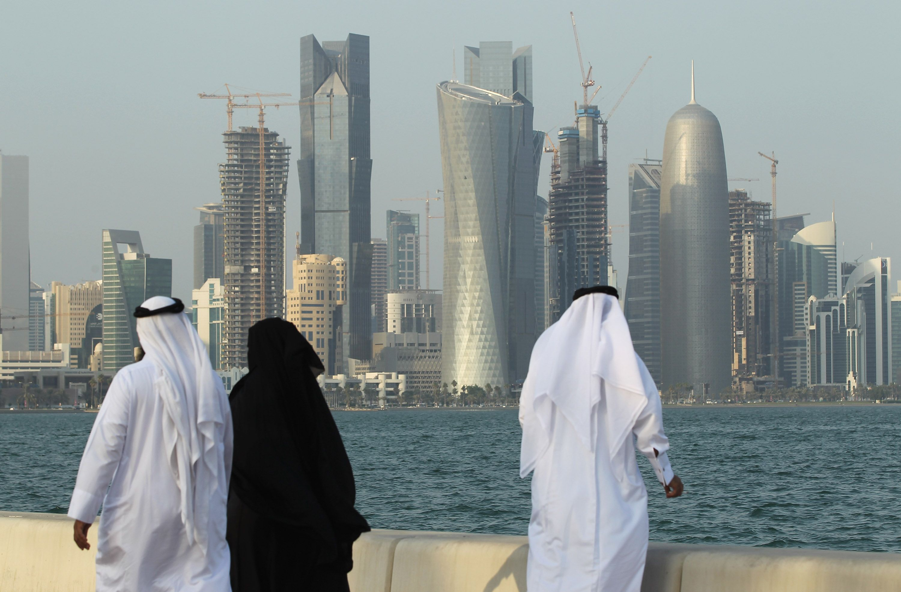 A brief history of Qatar's diplomatic rift with Saudi