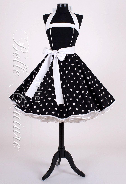ROCKABILLY KLEID Petticoat Punktekleid 50er  60er Jahre Stil Rockabillymode
