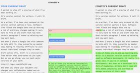 Écriture collaborative (outils, exemples, avantages, inconvénients…) |