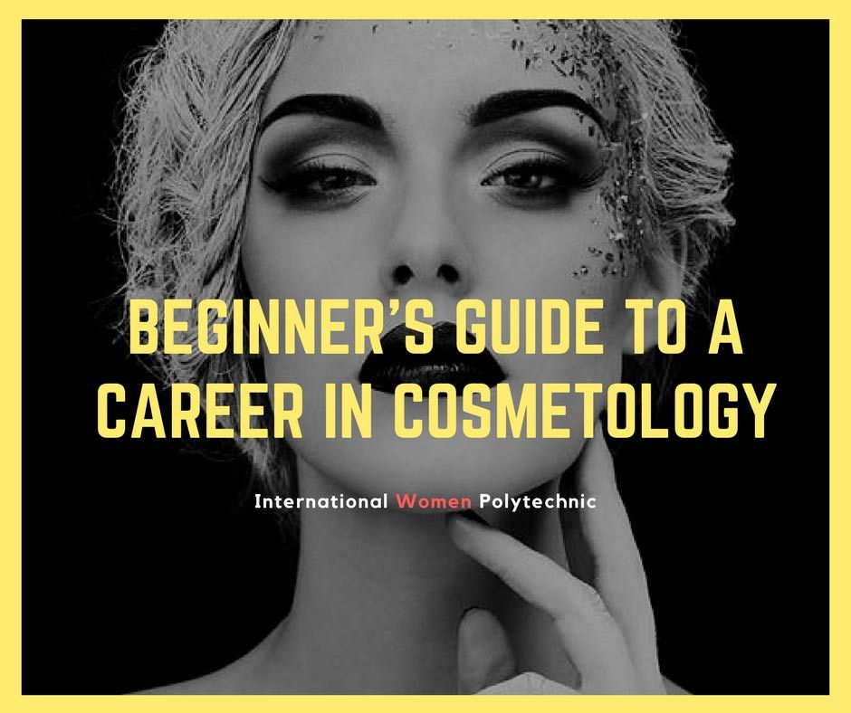 Know different career options in Cosmetology. Learn Facts ...