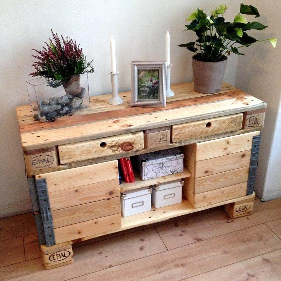 10 Awesome DIY Pallet Ideas You need to Try | Pallets, Pallet ...