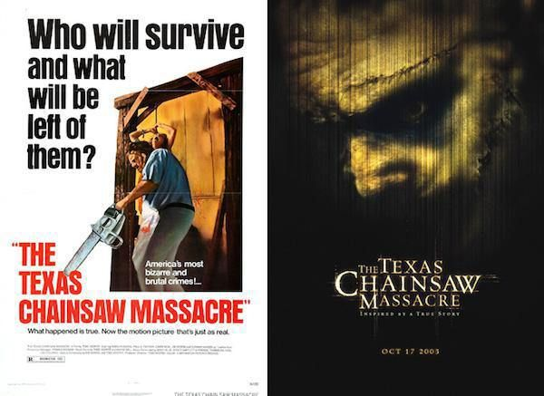 Gallery Remakes Vs Originals Horror Society Horror Movies Horror Movie Posters Scary Films