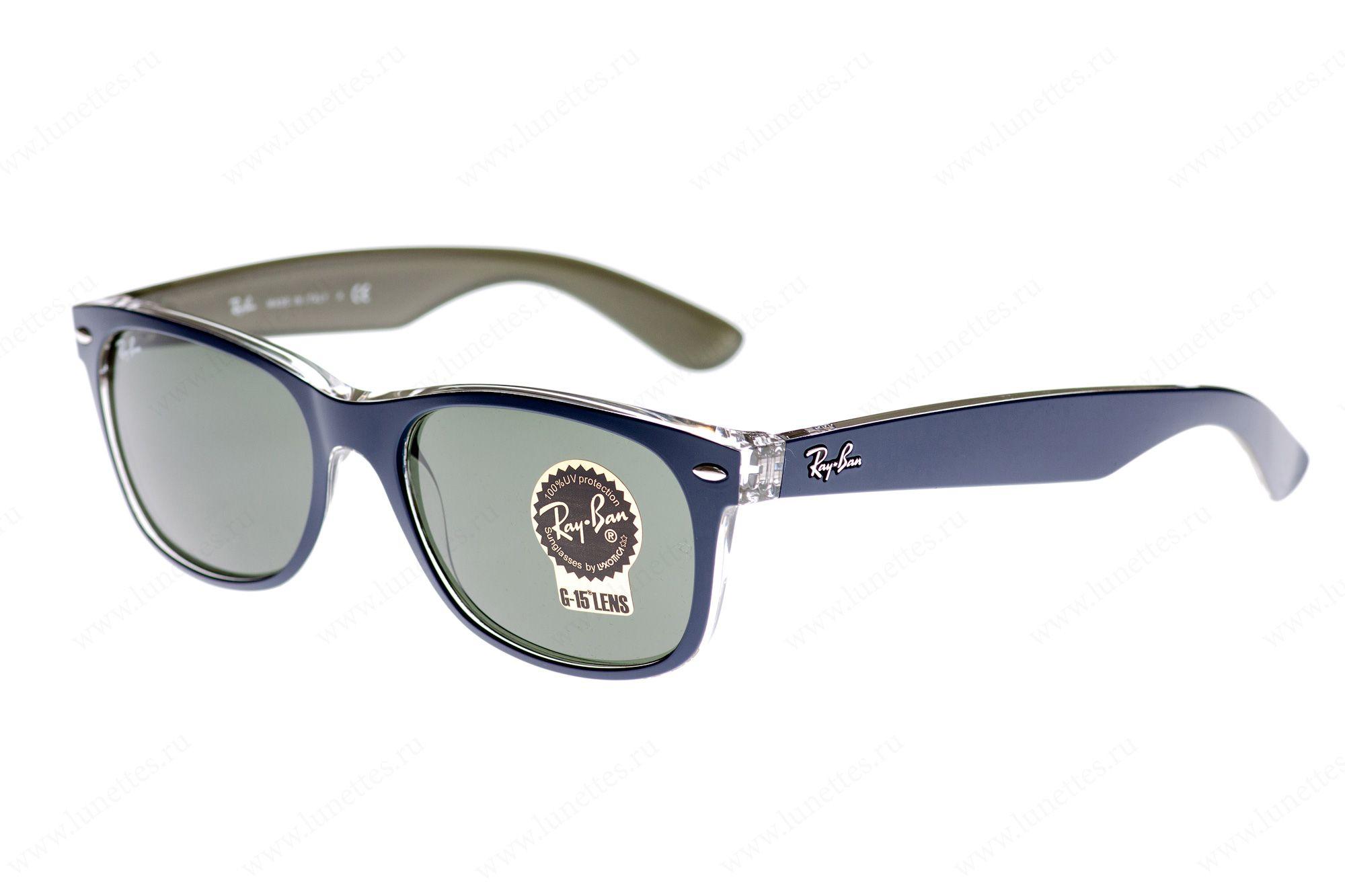 """Купить солнцезащитные очки Ray-Ban 0RB2132 6188 в интернет-магазине """"Роскошное зрение"""""""
