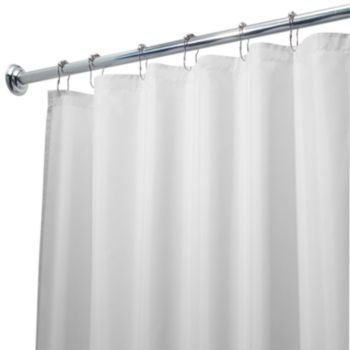 Waterproof Fabric Shower Curtain Liner 72 X 84 Long Shower