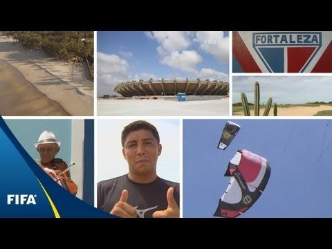 Episode 8 - 2014 FIFA World Cup Brazil Magazine - In Fortaleza to visit the new FIFA World Cup stadium and check in on the two big clubs in the area.