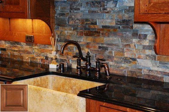 Better ideas on - restaining honey oak cabinets. #honeyoakcabinets