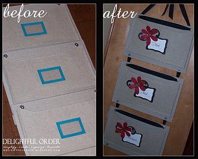 Delightful Order Mail Organizer Mail Organizer Diy Mail