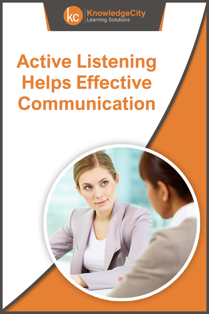Skill Such A Questioning Summarizing And Paraphrasing Will All Help Guide You To Becoming The Effective Communication Active Listening Tool Quora