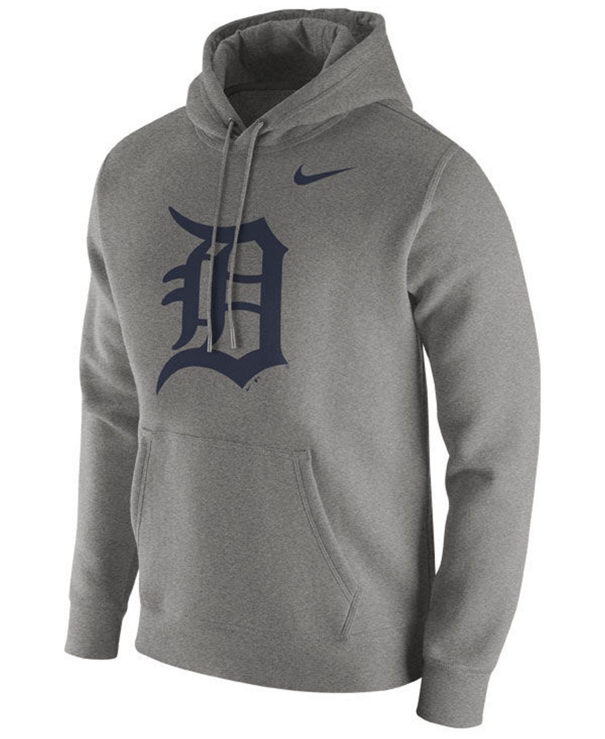 Nike Men S Detroit Tigers Franchise Hoodie Gray Nike Men Hoodies Boston Red Sox [ 1467 x 1200 Pixel ]