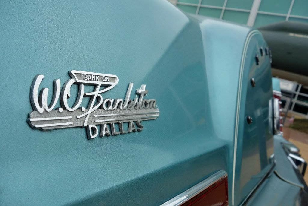 Bankston Lincoln Mercury Was A Dallas Lm Dealer For Many Years