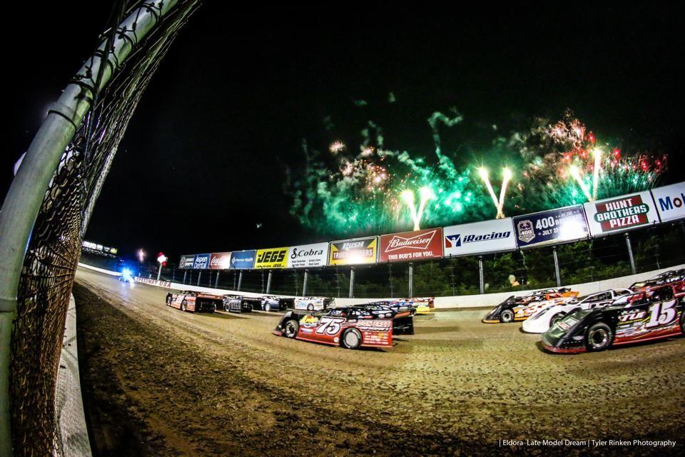 Five Eldora Dream Drivers Disqualified Racing News Dirt Late Models Dirt Racing Sprint Cars