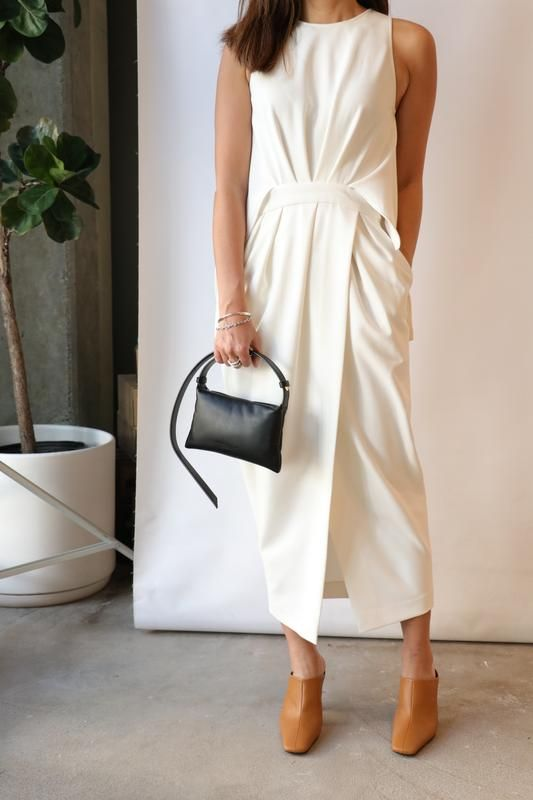 Rachel Comey Klein Dress in Ivory. Shop Rachel Comey Collection of Dresses, Tops, Jumpsuits, jewelry, shoes and more... Rachel Comey available Online & In-store located in Honolulu, Hawaii. Rachel Comey in Hawaii.