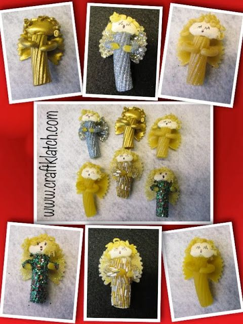 Angel christmas craft gift ideas