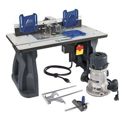 Kobalt 11 Amp Router And Router Table Combo Wish List