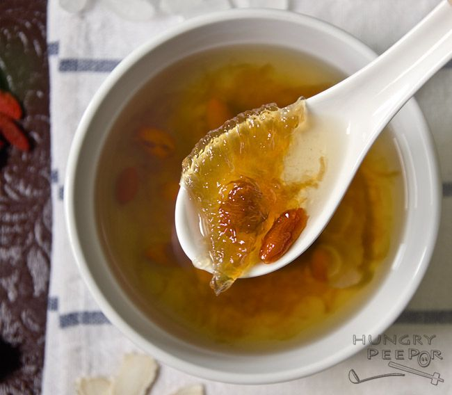 Image result for Bird's Nest Soup
