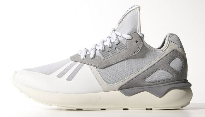 newest ee5e4 94286 adidas Tubular Runner. White/grey colorway | Kicks | Adidas ...