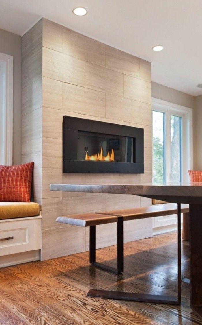 Kamin Einbauen Eine Funkzionelle Entscheidung Wohnideen Kamin