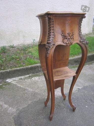 Rare Petite Console Ancienne Sellette Noyer Ancien Ameublement Morbihan Leboncoin Fr Ameublement Sellette Salon
