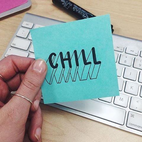 Monday vibes. 📷 by @theslccreative #Postit
