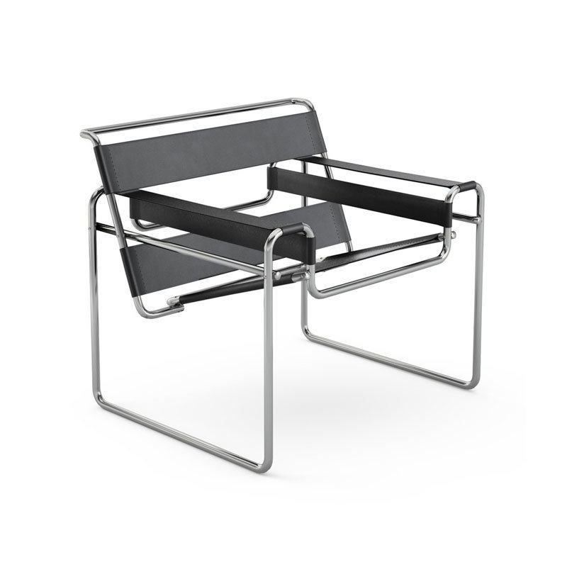 Knoll Wassily Chair in 2020 Wassily chair, Chair, Marcel