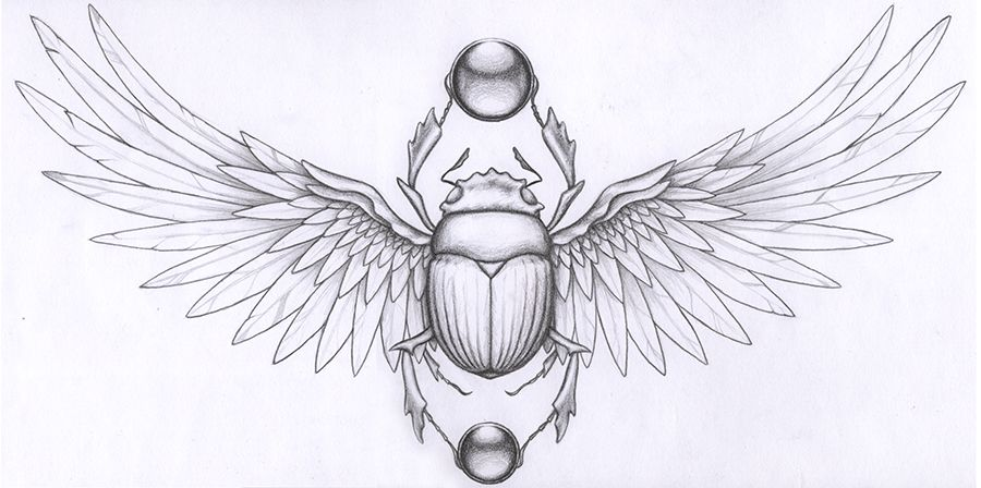 scarab beetle tattoos scarab graphite paper tattoo commission rh pinterest com scarab beetle tattoo meaning scarab beetle tattoo meaning