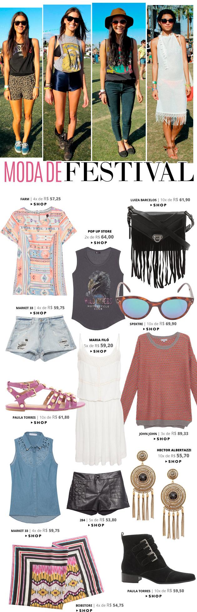 Shopping List: Lollapalooza
