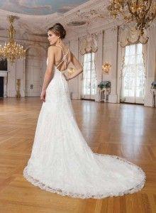 8da4a4761a0a dantelota nifika 20 Όμορφα αέρινα  νυφικά  φορέματα!