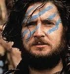 Braveheart Face Paint Google Search War Paint Warrior Makeup