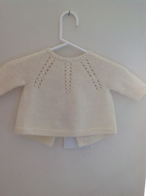 Ravelry: Xtiand\'s Cardigan for baby. 0-6 months | Packaging ...