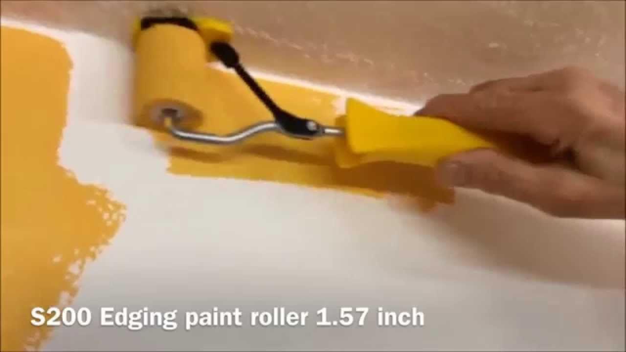 Muren Afplakken Schilderen.Nooit Meer Afplakken Altijd Strakke Lijnen Schilderen Met De