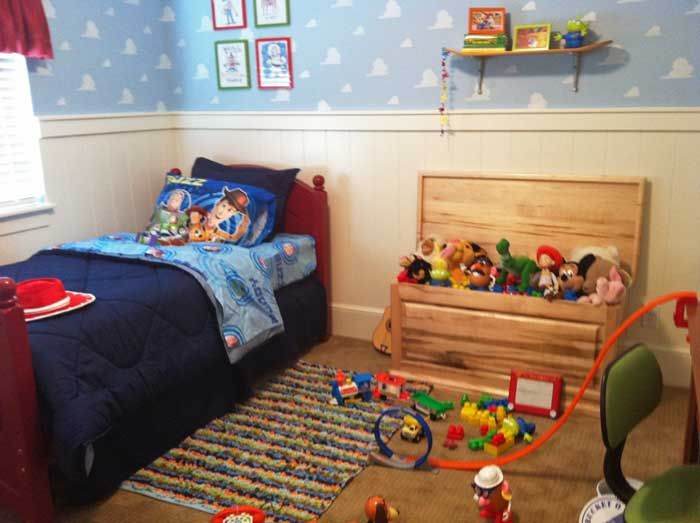 Real Life Andy S Room How Cute Toy Story Bedroom Toy