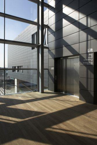 Concert and exhibition centre, Amsterdam (Netherlands) by Arn Meijs & 3XN  #Architecture #Interior #Exterior #Zinc #VMZINC #Zinc #AntraZinc #ANTHRAZINC #Netherlands