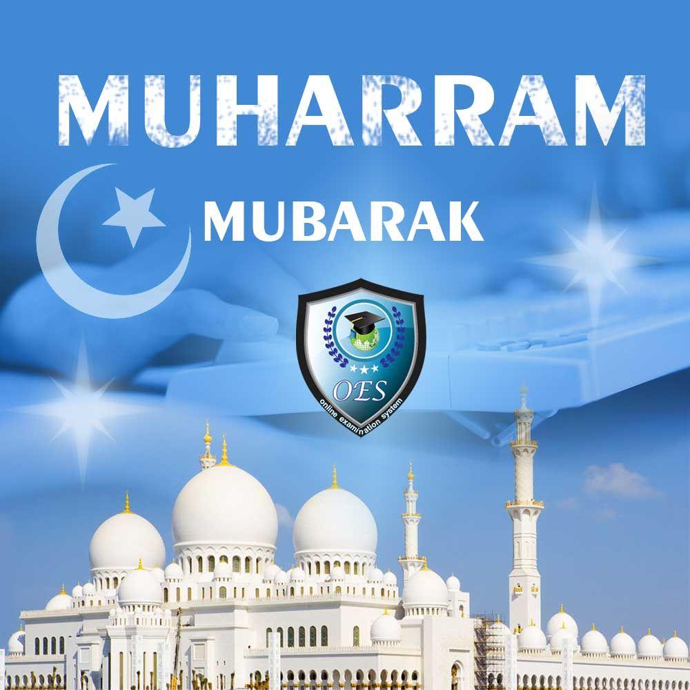 Muharram!!! Mubarak!!! (Happy Islamic New Year) Wish